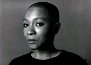 Portrait Anne Marie Gbindoun Giorgis