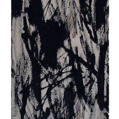 Cassure, techniques mixtes sur toile 20x50cm 2008