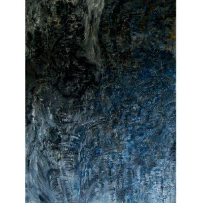 Odeurs, techniques mixtes sur toile 80x110cm 2008