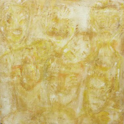 Sans titre 89 x 89 cm